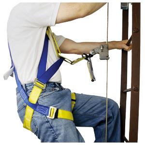 GEMTOR Ladder Climber's Safety System