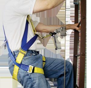 Gemtor206000 ladder climber's safety system metro industrial supply, llc