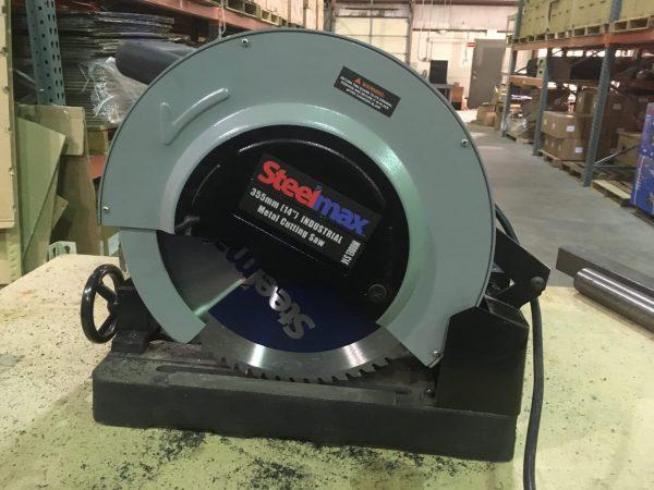 SteelMax S14 Saw 1