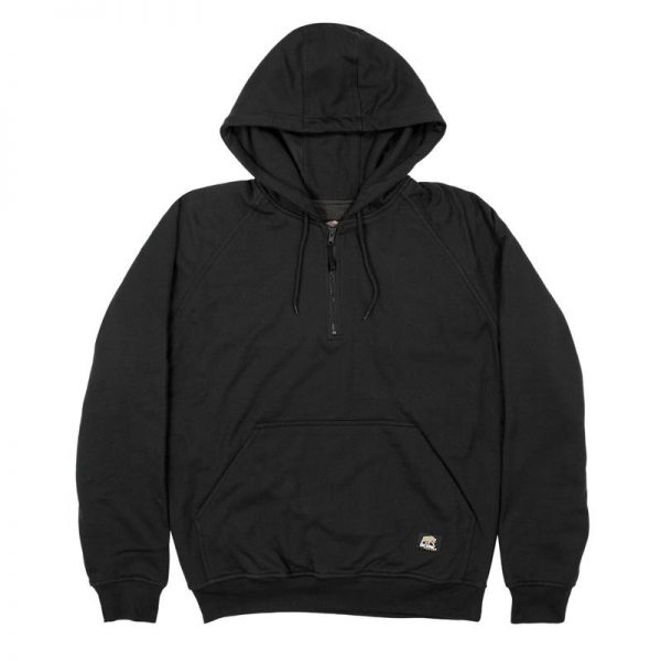 BERNE Quarter-Zip Hooded Sweatshirt - SP350